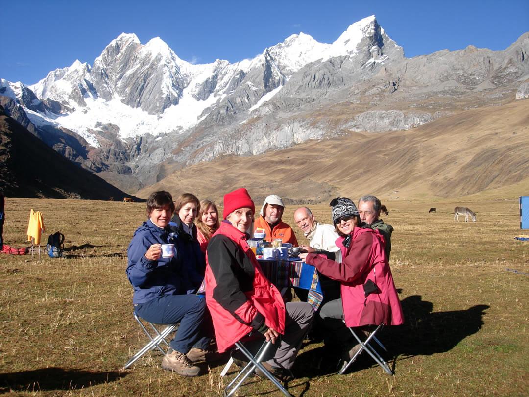 Mitucocha Cordillera Huayhuash