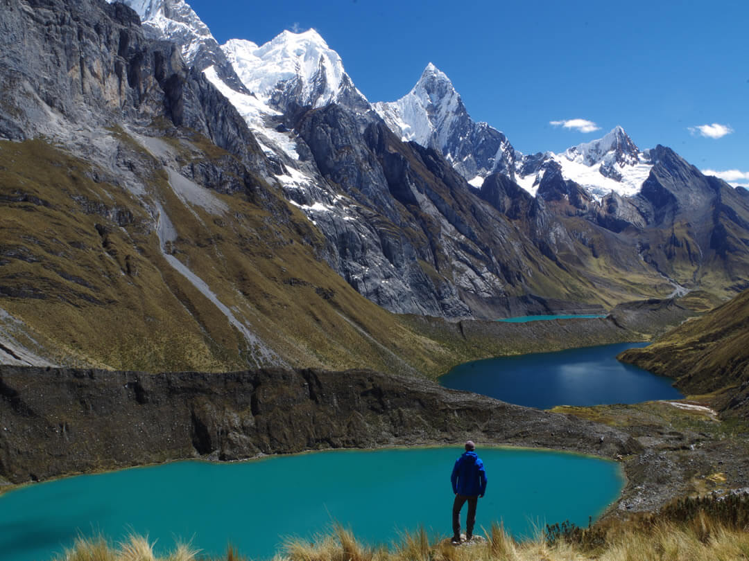 Tres Lagunas, Cordillera Huayhuash