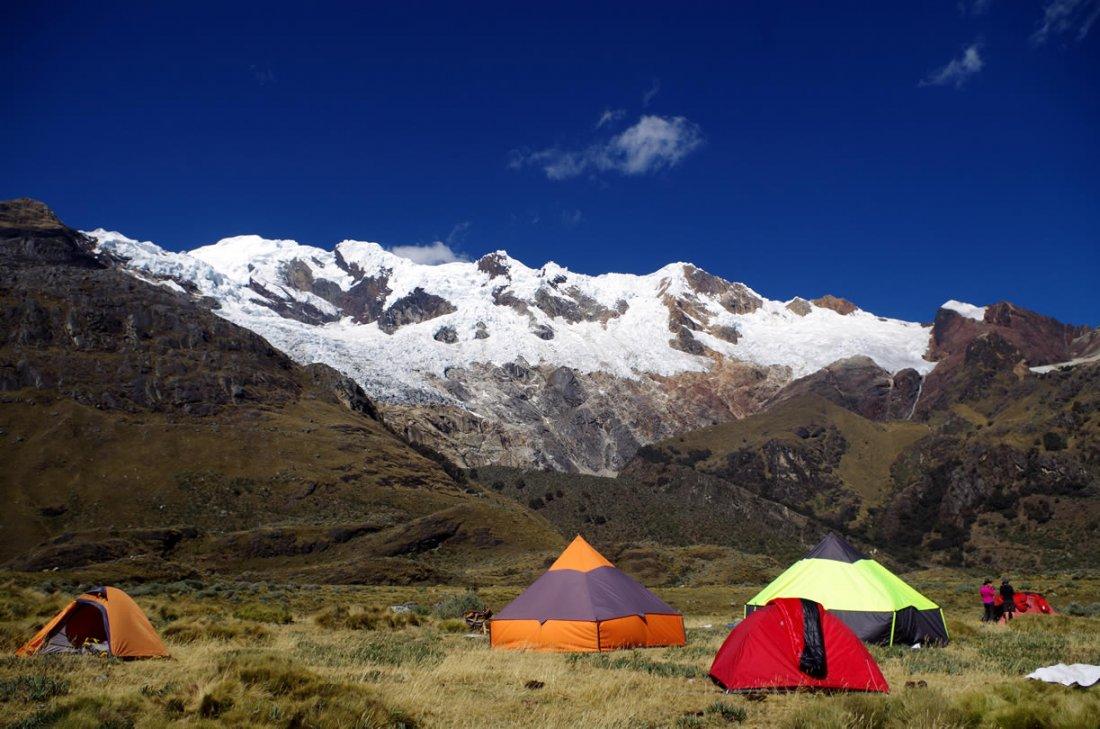 Campamento Avalancha