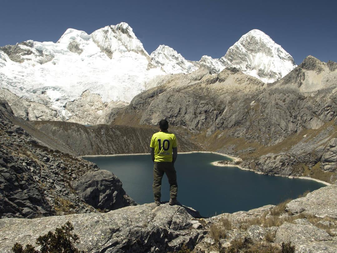 Laguna Cullicocha Cordillera Blanca