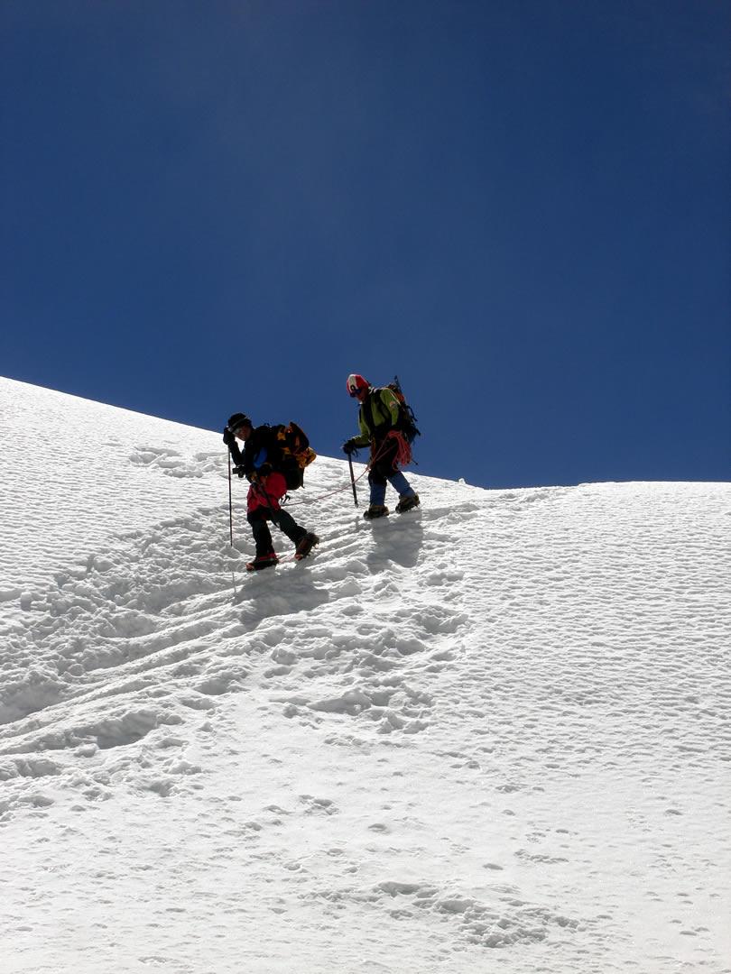 Nevado Pisco Cordillera Blanca