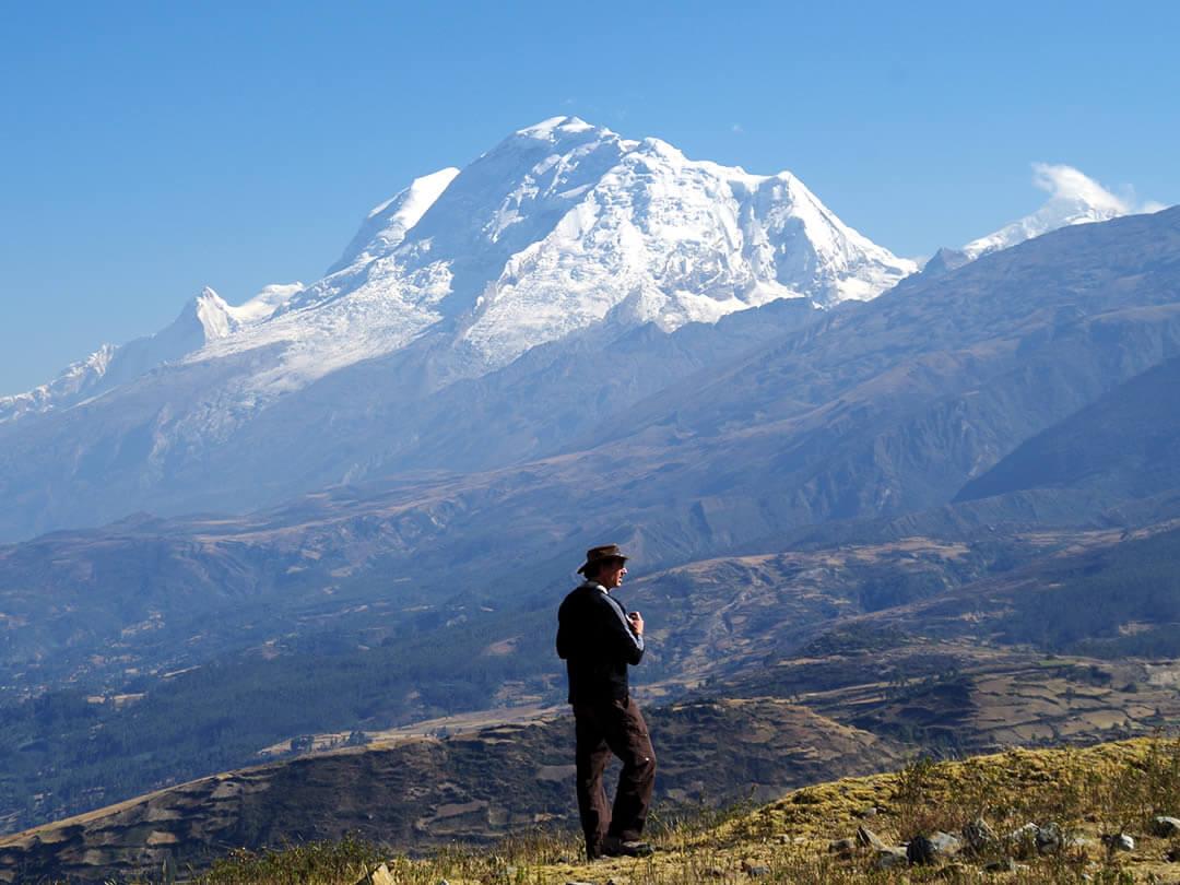 Nevado Huascaran Cordillera Blanca