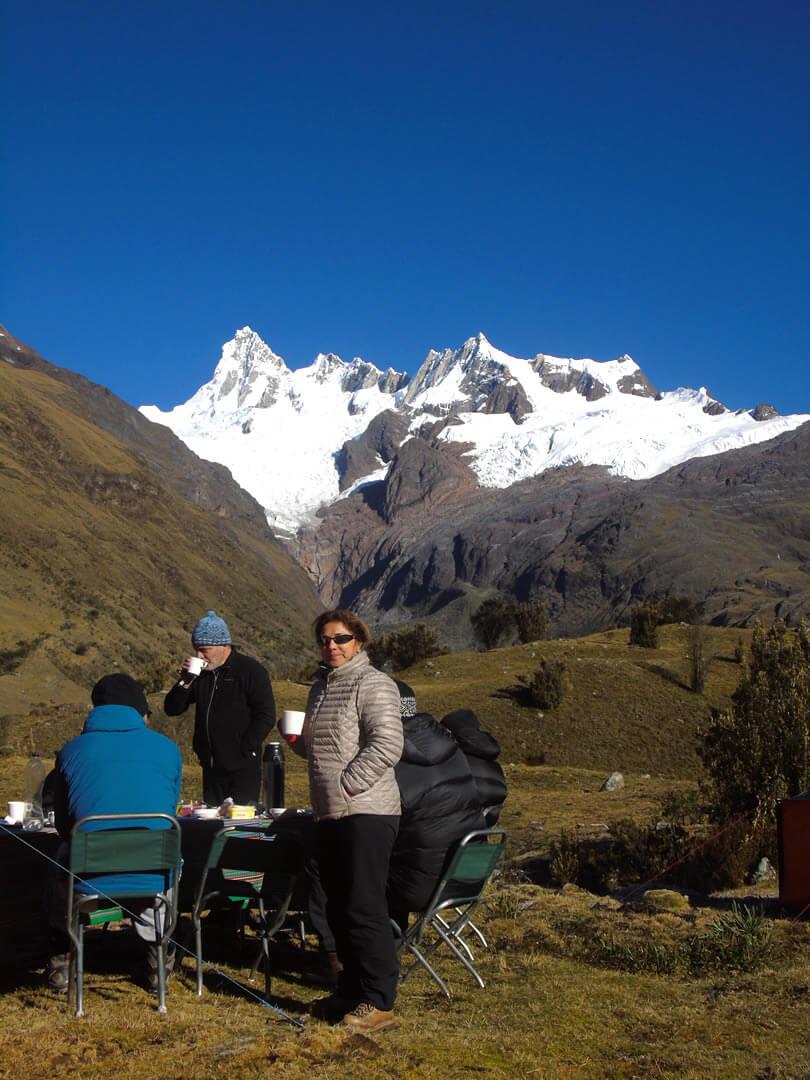 Huecrococha Cordillera Blanca