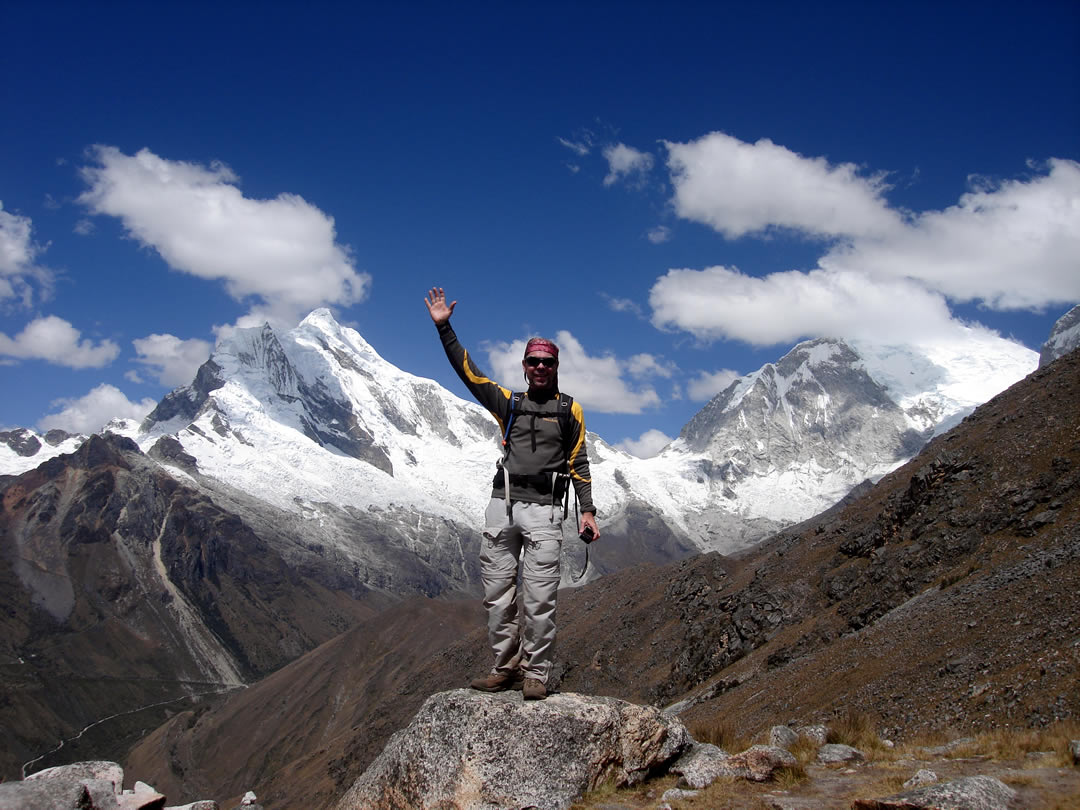 Huascaran Cordillera Blanca
