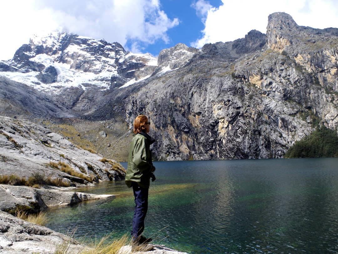 Laguna Churup Cordillera Blanca