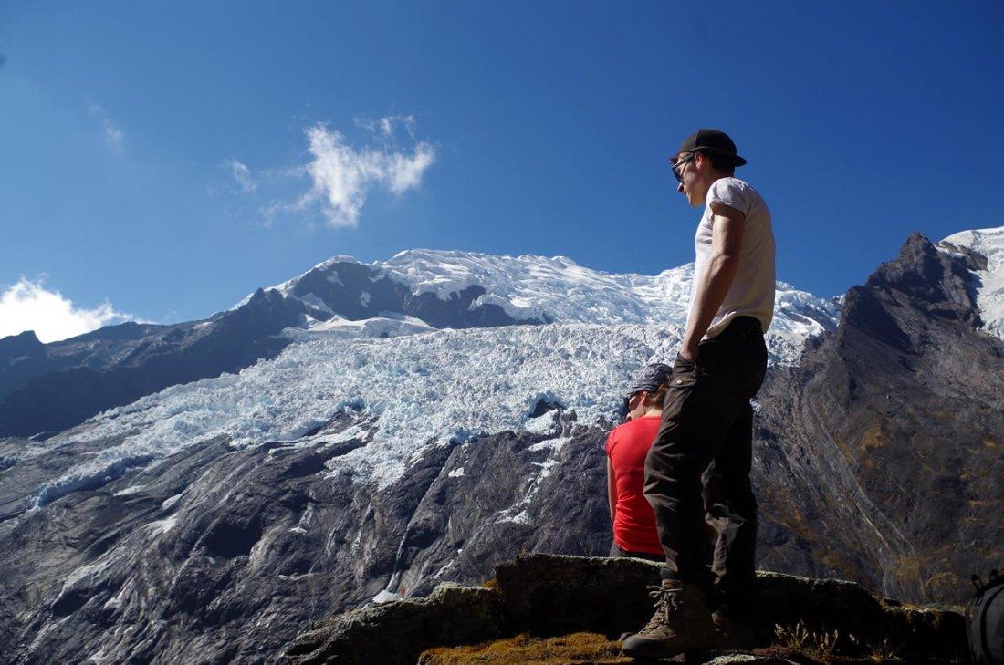 Mirador Avalancha Cordillera Blanca