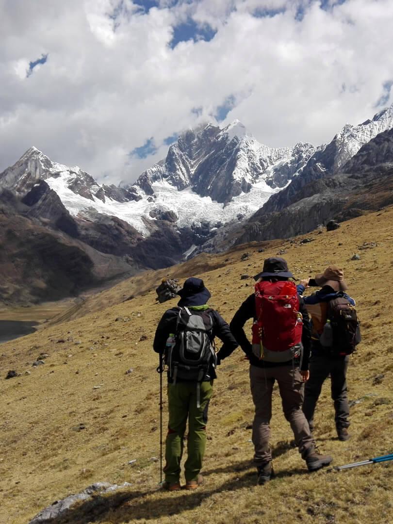 Mituocha Cordillera Huayhuash