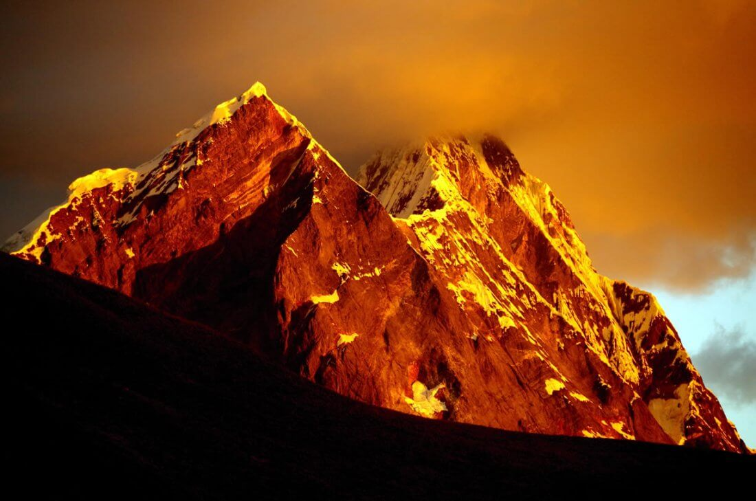 Ninashanka Cordillera Huayhuash