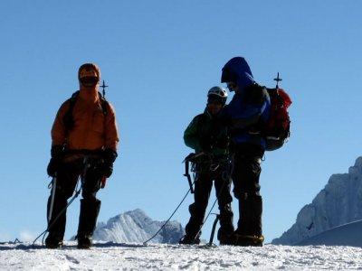 Pisco mountain 5750m, Cordillera Blanca
