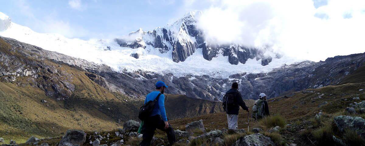 Santa Cruz Ulta trek Cordillera Blanca