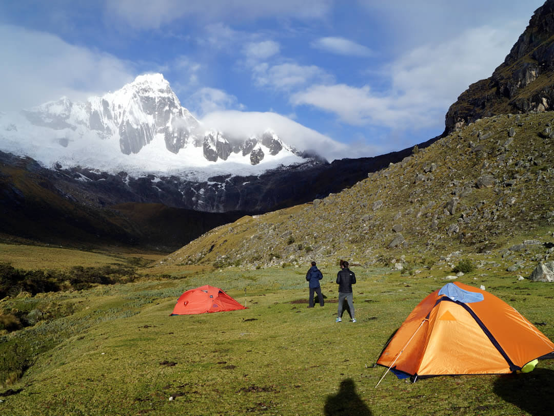 Taullipampa Cordillera Blanca