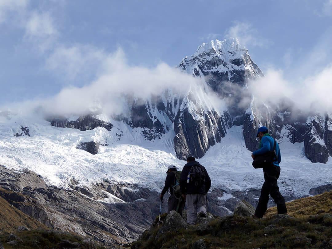 Taulliraju Cordillera Blanca