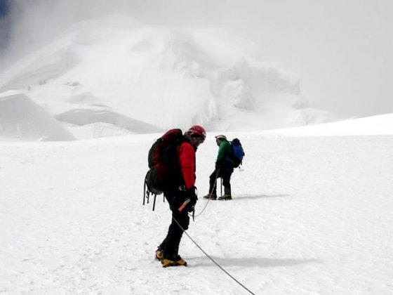 Tocllaraju Cordillera Blanca