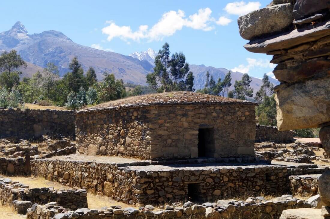 Ruinas de Wilkawain