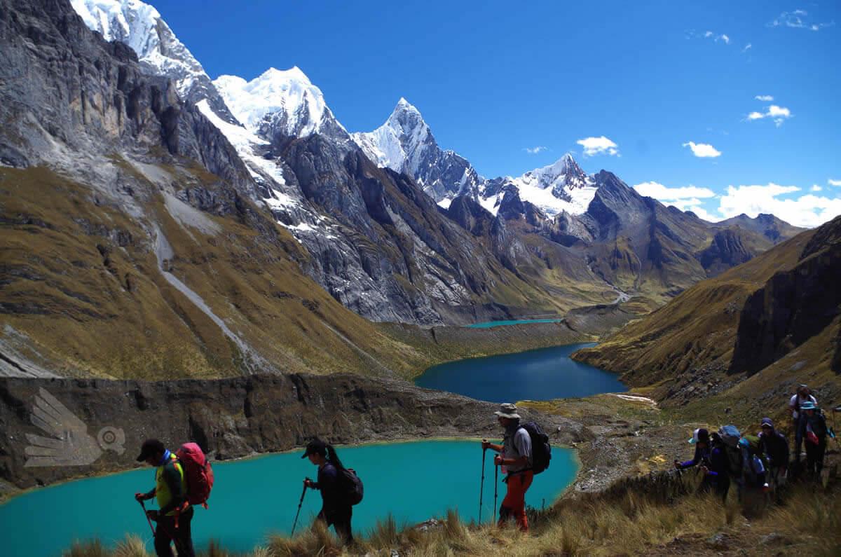 3 Lagunas, Cordillera Huayhuash