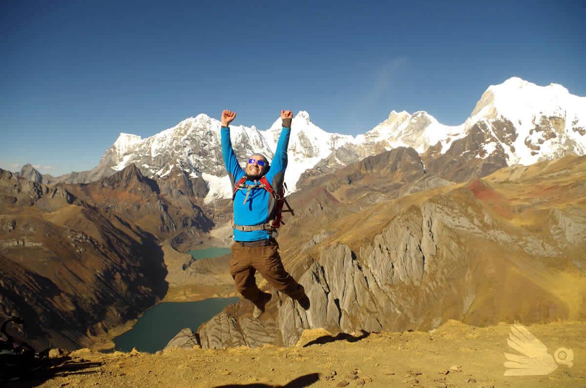 Mirador Yahucha Cordillera Huayhuash