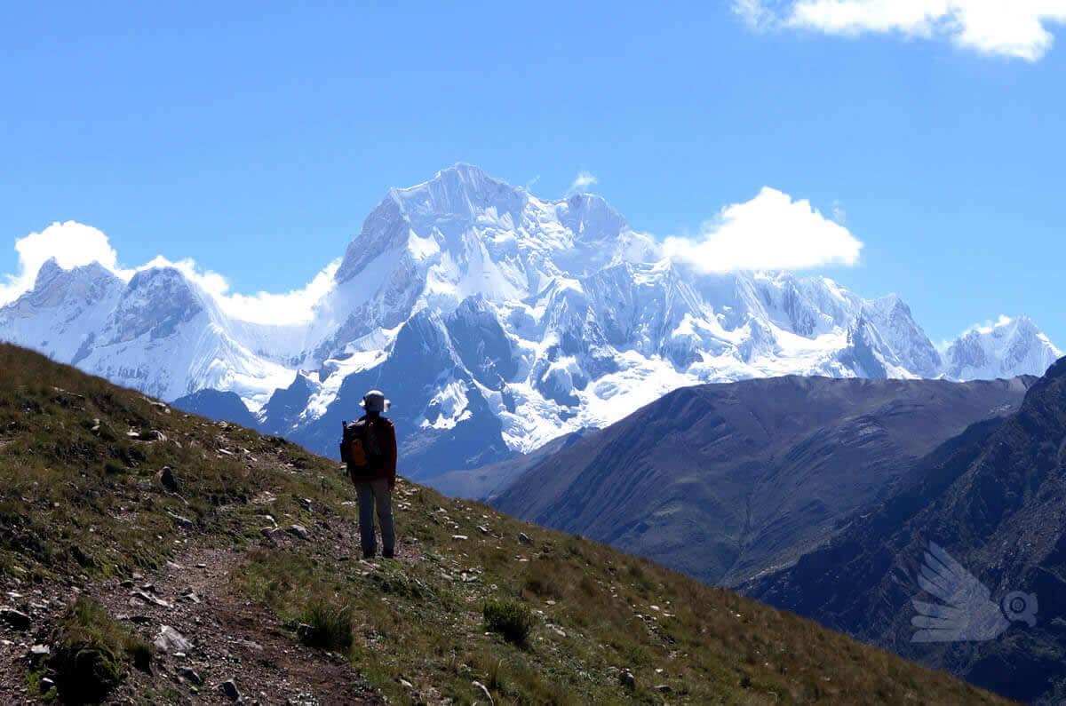 Nevado Yerupaja Cordillera Huayhuash