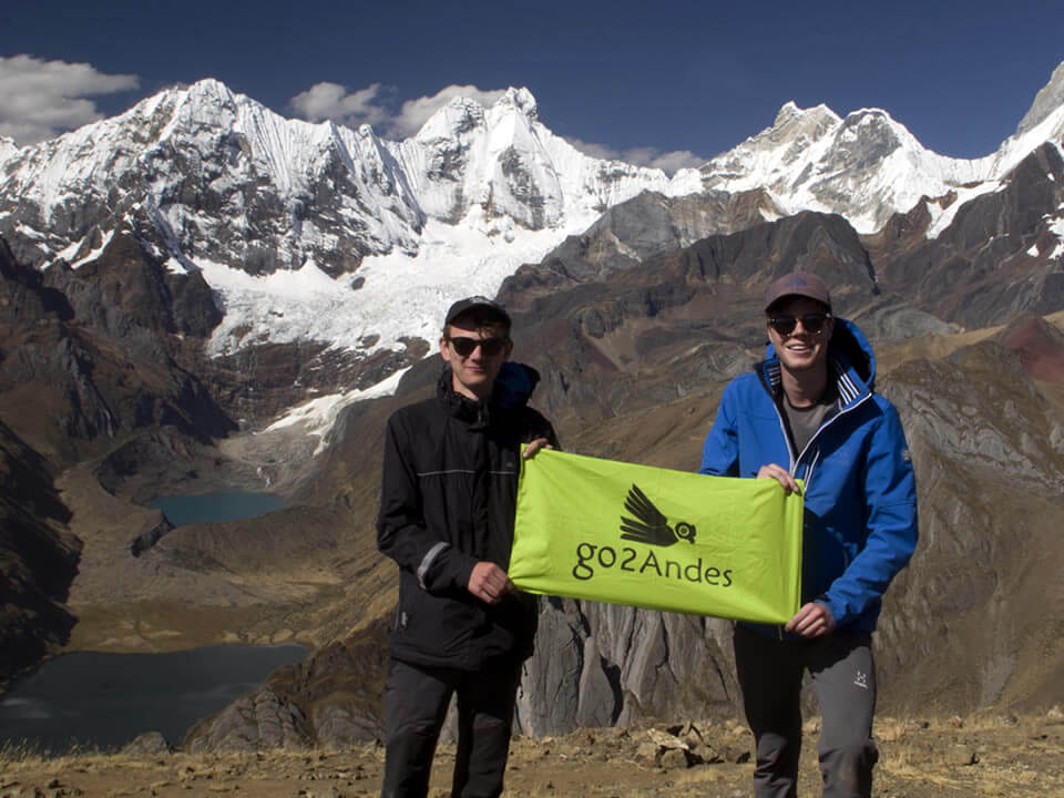 About Go2Andes