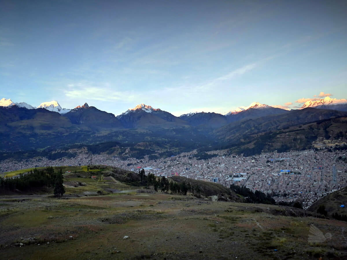 Huaraz y la Cordillera Blanca