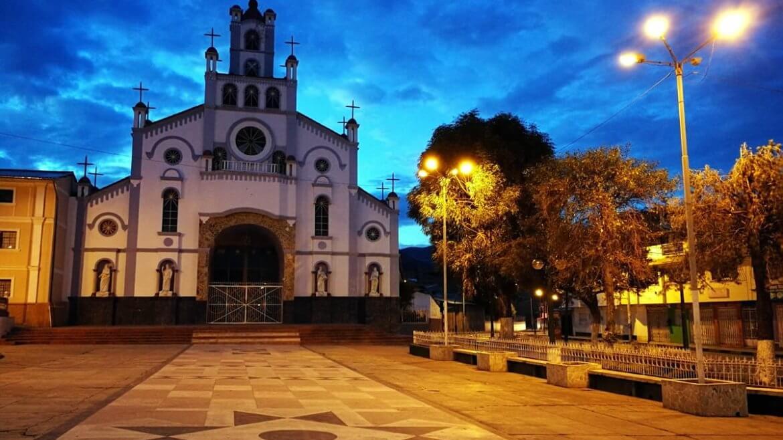 Iglesia del Señor de la Soledad Huaraz