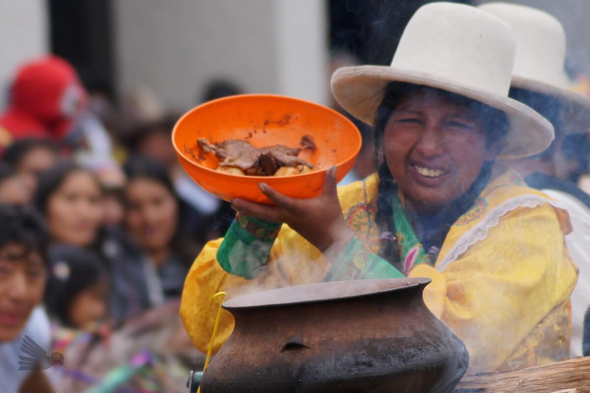 Gastronomía de Huaraz