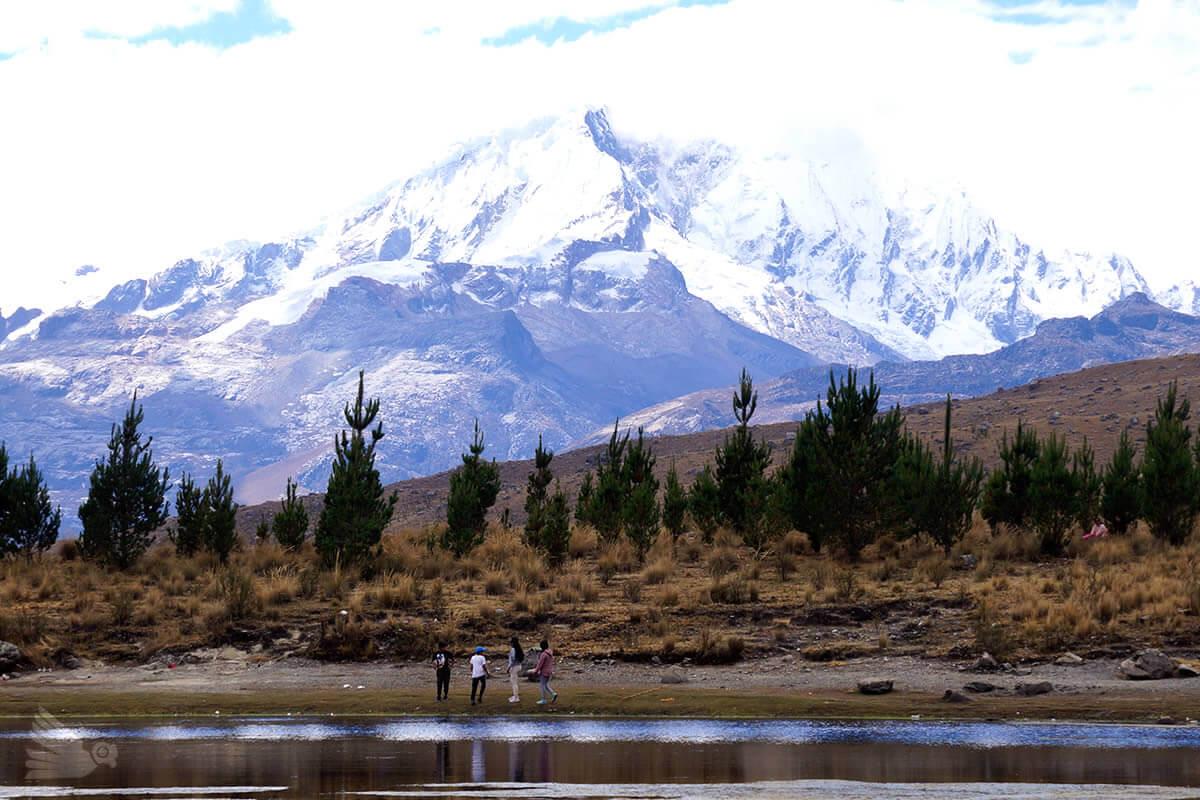 Laguna Radián, Huaraz