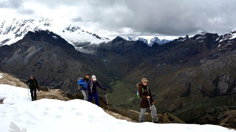 Punta Olímpica, Cordillera Blanca, Huaraz