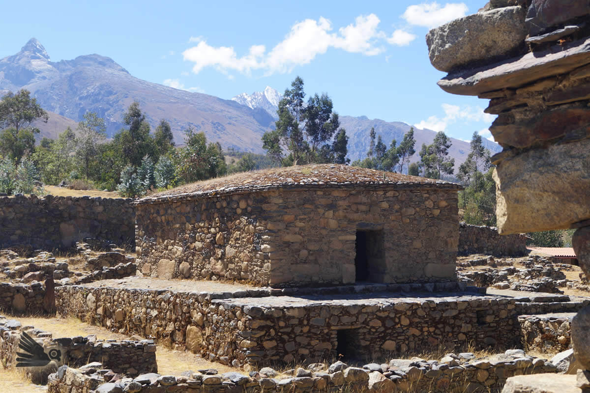 Wilkawain, Huaraz