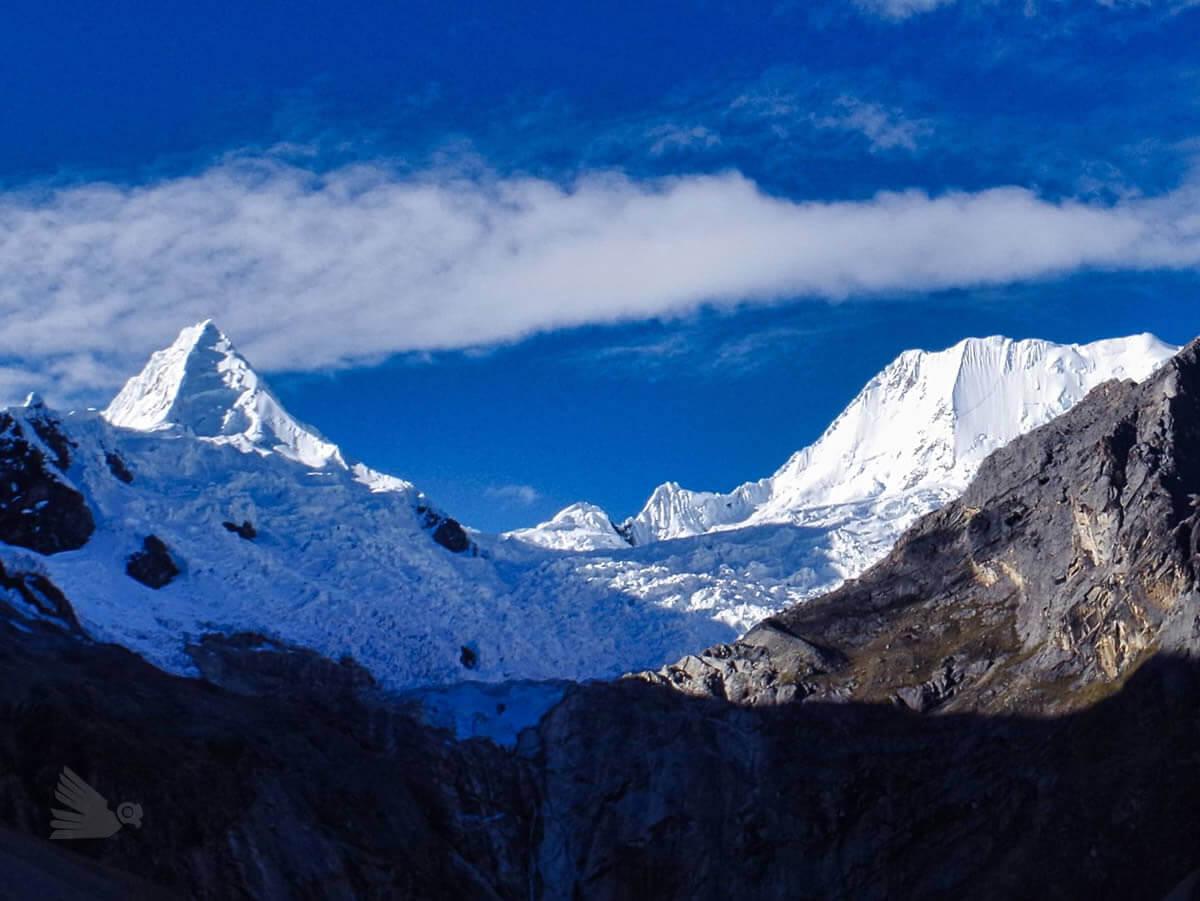 Nevdo Alpamayo, Cordillera Blanca