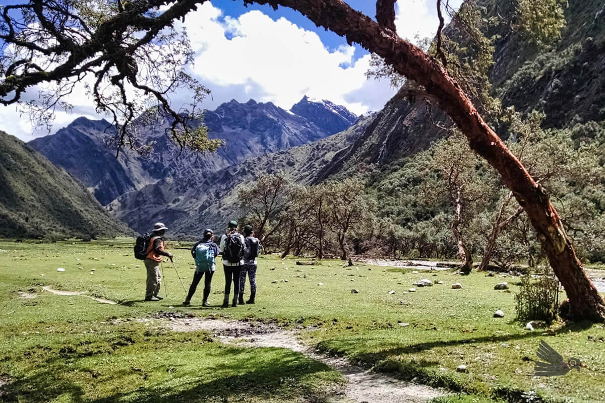Quebrada Huaripampa